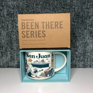 Starbucks San Juan Been There Series Mug